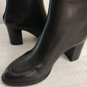 Aerosoles City Council Ankle Boots Black 6.5M NIB